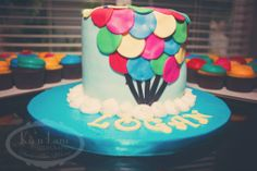"""""""UP"""" Theme Birthday Party"""