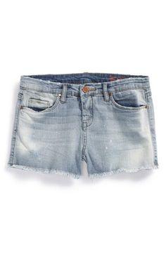 BLANKNYC+'Shibby'+Cutoff+Denim+Shorts+(Big+Girls)+available+at+#Nordstrom