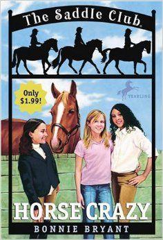 The Saddle Club books