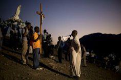 Thousands at Religious Summit inHaiti