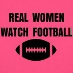 I love football!