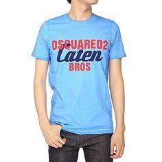 (ディースクエアード) DSQUARED2 Men's T-shirt ロゴプリントTシャツ GD0280S206... https://www.amazon.co.jp/dp/B01HEJAXAQ/ref=cm_sw_r_pi_dp_f3ZAxbCBFDVF8