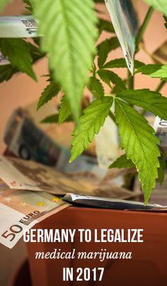 Germany to legalize medical marijuana in 2017   MassRoots.com