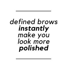 Memes It's true - brows gotta be on fleek all-day, every-day! - It's true – brows gotta be on fleek all-day, every-day! Eyebrow Quotes, Makeup Quotes, Beauty Quotes, Hd Brows, Brows On Fleek, Waxing Memes, Brow Serum, Hairstylist Quotes, Brow Tutorial