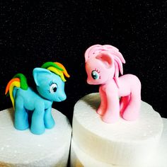 Pony Smurfs, Pony, Cake, Fictional Characters, Pony Horse, Mudpie, Ponies, Fantasy Characters, Cheeseburger Paradise Pie
