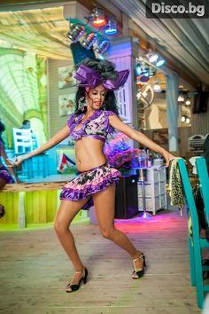 Disco.BG – :: Парти снимки - LA CUBANITA EN EL MAR Sveti Vlas BULGARIA presents VIP PARTY NIGHT with STEVEN SEAGAL 08.07.2014 ::