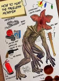 This is super accurate if you need to kill a faceless monster (a.k.a interdimentional monster or a.k.a demogorgon)