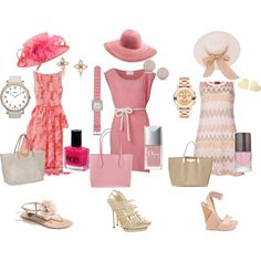 idk about the hats or the last dress but i love the middle one