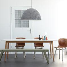 retro dining table | ruijch.com