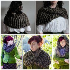 knithitsthefan: truebluemeandyou: DIY Knit... | Stitchery Witchery