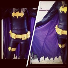 I just finished my Batgirl costume. Stephanie Brown version/batgirl cosplay.