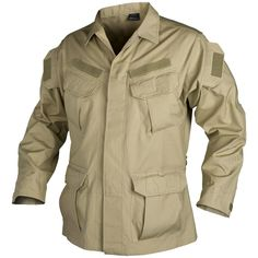 Helikon Clothing markets strongly to the military, civilian contractor and law enforcement market. Their clothing is strong, reliable, functional and affordable, well worth the dollars.