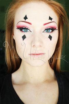 Harley Quinn http://www.makeupbee.com/look.php?look_id=64274
