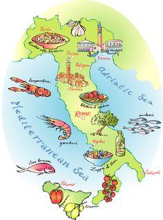 Maps & Travel by Ohn Mar Win, via Behance