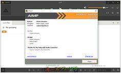 AIMP--4.00 Build 1655 Beta 3--オールフリーソフト