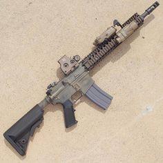 Military Weapons, Weapons Guns, Airsoft Guns, Guns And Ammo, Zombie Guns, Ar Rifle, Ar 15 Builds, Battle Rifle, Home Defense