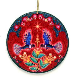 Huichol Ornament  Mexico