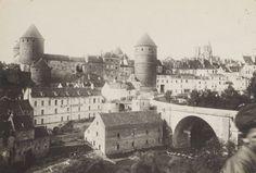 1894-1898 - Semur en Auxois