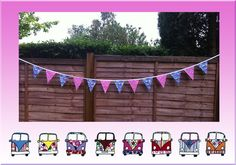 Just added this to Vroom! Vroom! at www.heathersbunting.wordpress.com All ready for the birthday girl! #bunting #birthdays #parties Make Bunting, Vroom Vroom, Girl Birthday, Wordpress, Birthdays, Parties, Ads, Sewing, Anniversaries