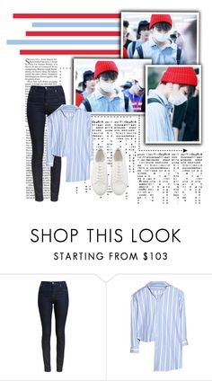 """""""JUNGKOOK"""" by jina-7 on Polyvore featuring Barbour and Vetements"""