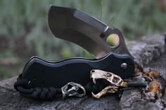 Spyderco Jason Breeden Captain
