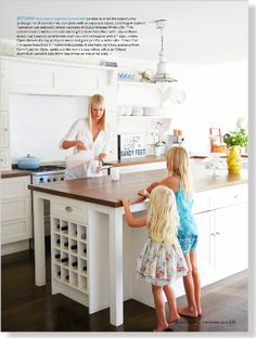 Homes: Made with love. Clipped from Home Beautiful using Netpage.