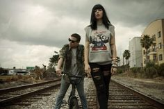 Our interview with Sleigh Bells