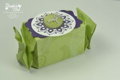 Candy Wrapper - Stampin Up
