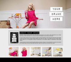 one-pager Wordpress, Web Design, Website, Site Design