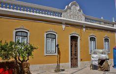 Viajar e descobrir: Portugal - Castro Marim - Arquitetura tradicional