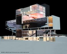 TPAC_model 2 by OMA