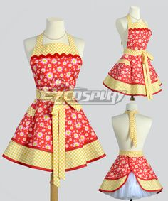 Chinese Spring Festival Style Orange and White Dots Full Cotton Retro Household Apron Cosplay #Everyone Can Cosplay! Cosplay costumes #Anime Cosplay Accessories #Cosplay Wigs #Anime Cosplay masks #Anime Cosplay makeup #Sexy costumes #Cosplay Costumes for Sale #Cosplay Costume Stores #Naruto Cosplay Costume #Final Fantasy Cosplay #buy cosplay #video game costumes #naruto costumes #halloween costumes #bleach costumes #anime