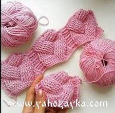 Die 48 Besten Bilder Von Häkelmuster Zöpfe Crochet Stitches