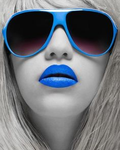 Blue Blue von SusannChrapow