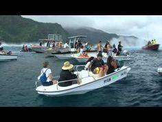 Por fín el Billabong Pro Tahiti de surf se ha reanudado!! Ayer se celebró el final de la tercera ronda y la cuarta ronda entera. Ya tenemos a cuatro profesionales del surf esperando en cuartos de final: Owen Wright, Gabriel Medina, Josh Kerr y Kelly Slater, que han acabado primeros de sus grupos. El resto de surfistas se cruzan en la ronda 5 con los siguientes emparejamientos: #surf #Billabong Pro Tahiti