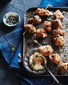Japanese Crispy Chicken with Miso Mayonnaise Recipe