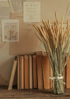 The unit color brings harmony Aesthetic Room Decor, Aesthetic Photo, Aesthetic Art, Aesthetic Pictures, Brown Aesthetic, Autumn Aesthetic, Aesthetic Vintage, Book Photography, Wall Collage