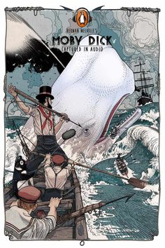 Cannes Lions: Penguin: Moby Dick