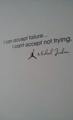 #Jordan #Quote in my room please!