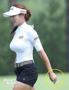 Girls Golf, Ladies Golf, Sexy Asian Girls, Beautiful Asian Girls, Girl Golf Outfit, Sexy Golf, Promo Girls, Beautiful Young Lady, Bollywood Girls