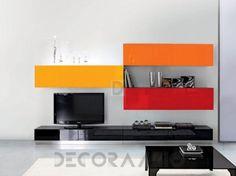 #ModularSystem #modular_system #furniture #interior #design модульная система Unico Italia TETRIS, UI52