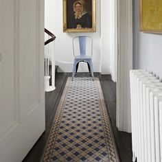 Currently Inspired By http://www.rogeroates.com/products/collections/bloomsbury-delft/portman-wedgewood/