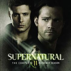 Buy Supernatural: The Complete Eleventh Season on Blu-ray at Mighty Ape NZ. The complete eleventh season of the American fantasy drama about two brothers who battle supernatural forces. Sam and Dean Winchester (Jared Padalecki. Supernatural Season 11, Supernatural Bloopers, Supernatural Tattoo, Supernatural Quotes, Supernatural Pictures, Supernatural Wallpaper, John Winchester, Winchester Brothers, Jared Padalecki