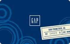 Win a $25 Gap eGift Card in Today's Madame Deals Flash Giveaway 6/30 Only!