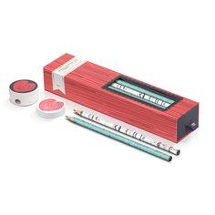 Woodland Series Pencil Set