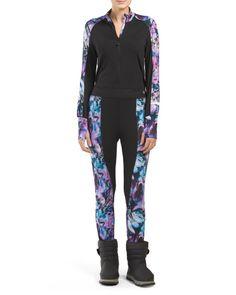 Cloudnine+Printed+Cat+Suit