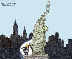 What America Is Telling the World - https://www.laprogressive.com/trump-character/