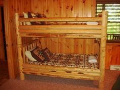 Altitude Adjustment - #cabinrentals #bunkbeds #familygetaway #familyreunion #blueridgemountains