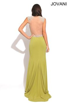 Jovani Jersey Dress 90731