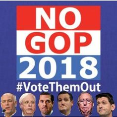 #Repost @trumpslastdays ・・・ Vote them out!  Save america and vote Nov 2018!  #gop #jaredkushner #paulryan #hesagoodguy #republican #jeffsessions #trumpsupporters #partyovercountry #whitehouse #donaldtrump #lawyerup #trump #lair #hatepolitics #lying #impeach #impeachtrump #alternativefacts #russia #kellyanneconway #putin #seanspicer #vote2018 #resist #resign #whitehouse #impeachtrump #impeachment #rextillerson